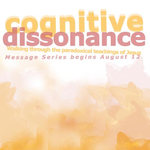 Cognitive Dissonance – Part 4
