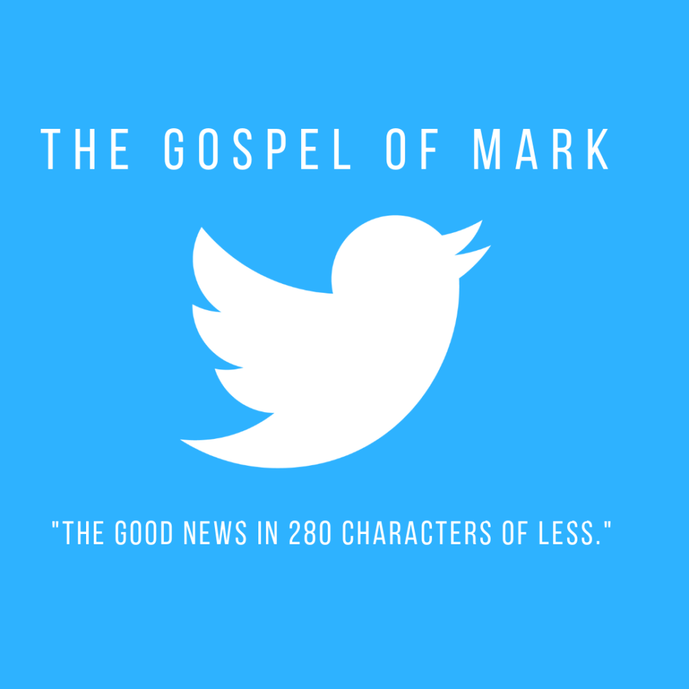 Gospel of Mark – Part 1