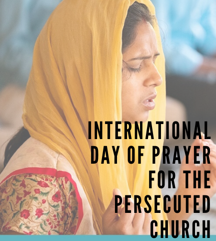 Praying for the Persecuted Church
