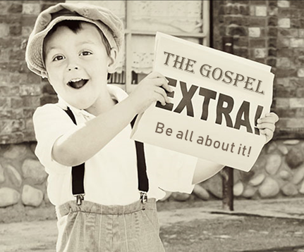 The Gospel ~ What is the Good News? Part Eight: Sowing the Kingdom