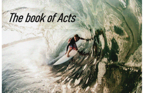 """Acts: God's On The Move ~ Chapter 5 """" ~ 9/19/21"""
