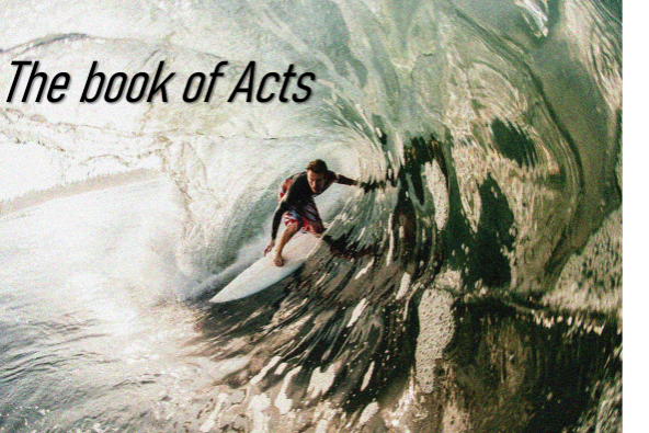 """Acts: God's On The Move ~ Chapter 9 ~ """"The Conversion of Saul"""" ~ 10/17/21"""